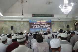 Ustaz Arifin Ilham Doakan Jakarta Punya Pemimpin Baru yang Muslim dan Amanah