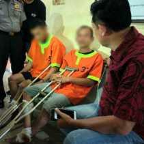 Belajar dari Internet, 2 Pelaku Pecah Kaca yang Ditembak Polisi