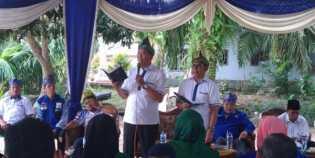 Firdaus-Rusli Anggarkan 500 Juta Untuk Program Otonomi Desa