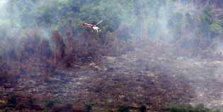BMKG Mulai Deteksi 5 Titik Panas di Riau