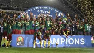 Kamerun Juara Piala Afrika 2017