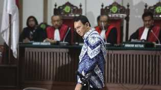 MA: Berkas PK Ahok Tetap Sah Meski Tanpa Novum