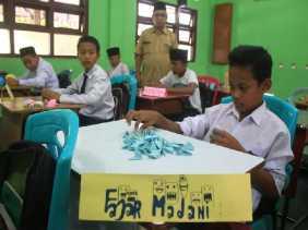 Jamal: Tahun Ini SMP Madani Rekrut 50 Siswa-siswi