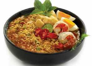Mie Instan Makanan Yang Paling Banyak Di Minati Tahun 2016