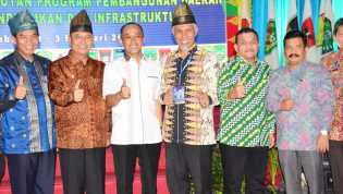 Walikota Se-Sumatra Terkagum-Kagum Dengan Kota Pekanbaru