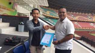 Soal Sponsor, PSPS Jalin Kerjasama dengan Pocari Sweat