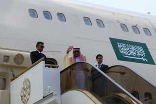 Tinggalkan Bali, Raja Salman Lanjutkan Kunjungan Asia ke Jepang