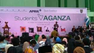 Students Vaganza, Ajang Kumpul Pelajar dan Mahasiswa Kreatif di Riau