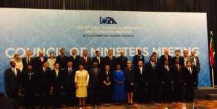 Indonesia Jadi Tuan Rumah Konferensi Tingkat Tinggi Indian Ocean Rim Association (IORA)