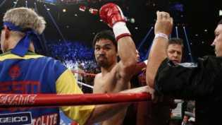 Masih Perkasa, Pacquiao Juara Dunia Lagi