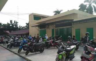 Miskomunikasi, Kabar Sepeda Motor Hilang di Parkiran Kantor Gubernur Riau Meresahkan, Begini Kronolo