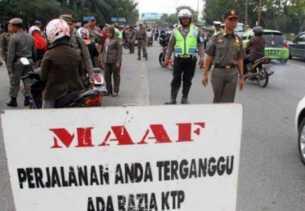 Awas... Besok Razia KTP di Pekanbaru, Jangan Lupa Bawa KTP Keluar Rumah