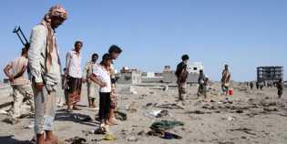 Bom Bunuh Diri di Aden, 40 Tentara Tewas