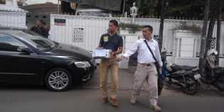 Rumah Putri Bung Karno Digeledah Selama 6 Jam