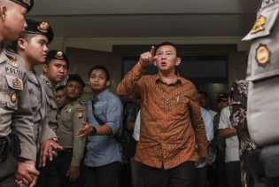 Giliran Ahok Bantah Punya Bukti Percakapan SBY-KH Ma'ruf Amin