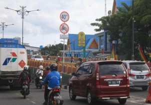 Sepeda Motor Masih Lintasi Flyover, DPRD Minta Aparat Tegas