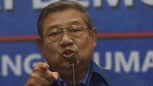 SBY Minta Semua Kader Demokrat Hadiri Orasi Kebangsaan AHY