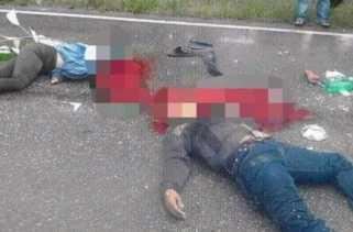 Jalan Berlubang, Suami Istri Tewas Kecelakaan