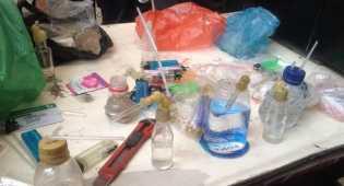 Polisi Gerebek 3 'Kampung Narkoba' di Medan, Sabu dan Mesin Judi Disita