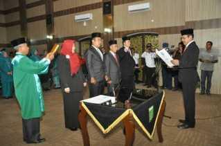 BNNP Riau Lantik Thamrin jadi Kepala BNNK Dumai