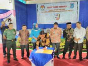 Usai Putusan MK, KPU Payakumbuh Tetapkan Pasangan Calon Terpilih 2017-2022