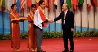 Siswa Indonesia Raih Emas Olimpiade Biologi Internasional