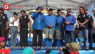 MJH Sampaikan Pesan SBY, Demokrat Dukung Firdaus - Ayat Karena Ini