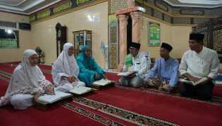 Rusli Effendi Ajak Masyarakat Makmurkan Masjid 10 Akhir Ramadhan