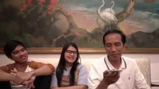 Bocah Ini Nangis Nangis Karena Gagal Bertemu, Presiden Jokowi Telpon Neisha