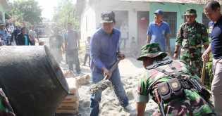 Pembangunan di Kampung Baru Rp 4,6 Milyar, Rp 620 Juta Diantaranya untuk Rumah Layak Huni