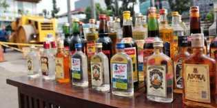 Minuman Keras Oplosan Berbahaya