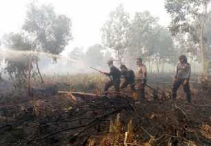 9 Hotspot Terdeteksi di Riau
