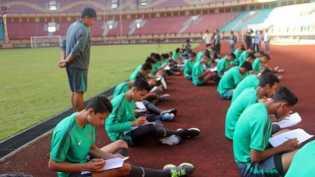 32 Nama Pemain U-19, 1 Berasal dari Riau