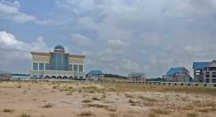Perkantoran Tenayan Raya Ditempati Juni Mendatang, DPRD: Jangan Terburu-buru