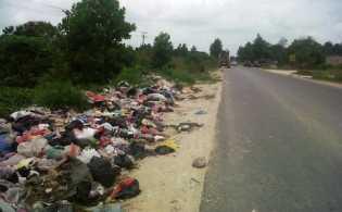Sampah di Pekanbaru Berserakan, Partisipasi Camat dan Lurah Kurang