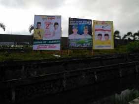 Koalisi Pemenangan Syamsuar - Edy Nasution Protes, Ini Alasan KPU Soal APK Palson Cagub Riau Nomor 1