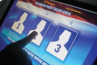 Sistem E-Voting Saat Pemilu Belum Bisa Digunakan, Alasannya Ini