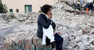 Gempa Bumi di Italia lenyapkan satu kota, korban tewas capai 37 orang