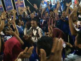 Terharu Sambutan Masyarakat, H Firdaus: Terima Kasih