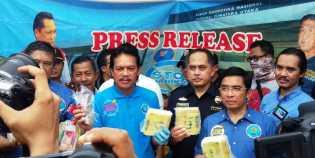 BNN dan Bea Cukai Sumut Amankan 32 Kg Sabu Asal Malaysia, Seorang Pelaku Tewas