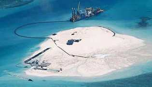 Donald Trump Akan Hentikan Ulah China di Laut China Selatan