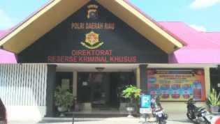 Direktorat Reskrimsus Polda Riau Status Quo Aset Travel Umrah Abu Tours di Pekanbaru