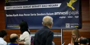 Total Harta di Tax Amnesty Tembus Rp 4.000 Trilyun