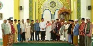 Forum Masjid Paripurna akan Dibentuk, 25 Masjid di Kelurahan Baru Diusulkan pada APBD-P