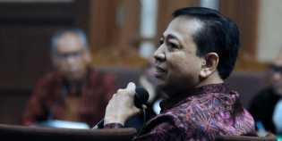KPK tak banding jadi alasan Setya Novanto terima divonis 15 tahun bui oleh hakim