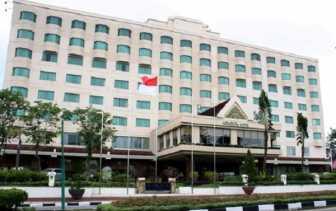 Jelang Pleno KPU Pekanbaru, Pengamanan Hotel Aryaduta Diperketat