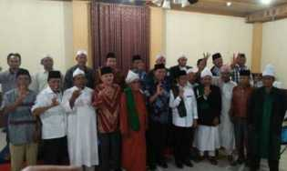 Hari Terakhir Kampanye di Rohul, Firdaus Kunjungi Para Mursyid dan Tuan Guru