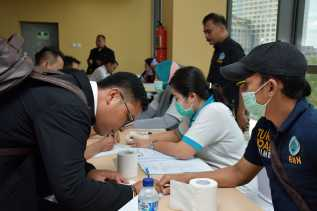 Demi 'Bersih', Bank Riau Kepri Gandeng BNN