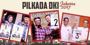 Ketiga Calon Gubernur DKI Berjanji Akan Hidupkan Industri Perfilman