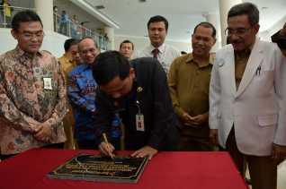 Bank Riau Kepri Buka Kantor Kas di RSUD Tanjungpinang